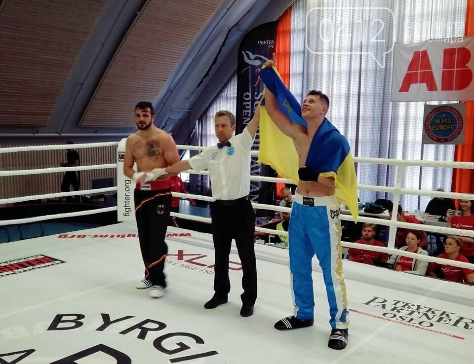 Житомирянин здобув перемогу в міжнародному турнірі з кікбоксингу, фото-5