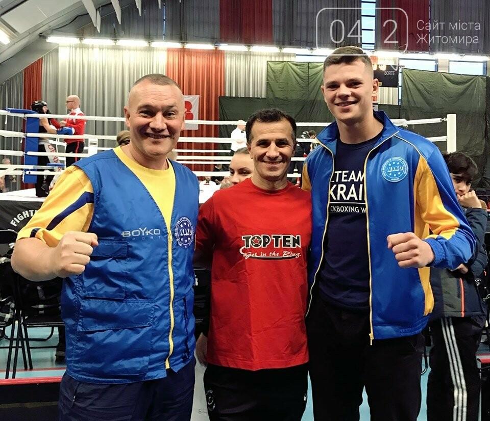 Житомирянин здобув перемогу в міжнародному турнірі з кікбоксингу, фото-3