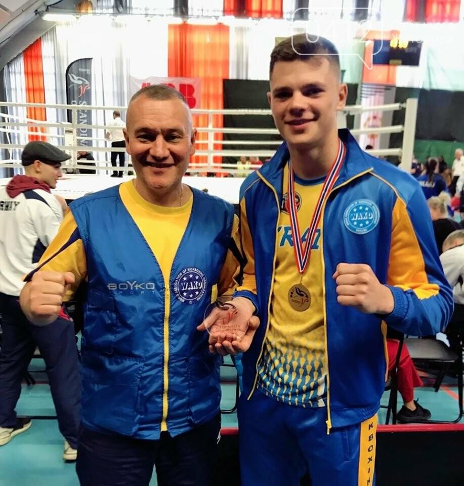 Житомирянин здобув перемогу в міжнародному турнірі з кікбоксингу, фото-1