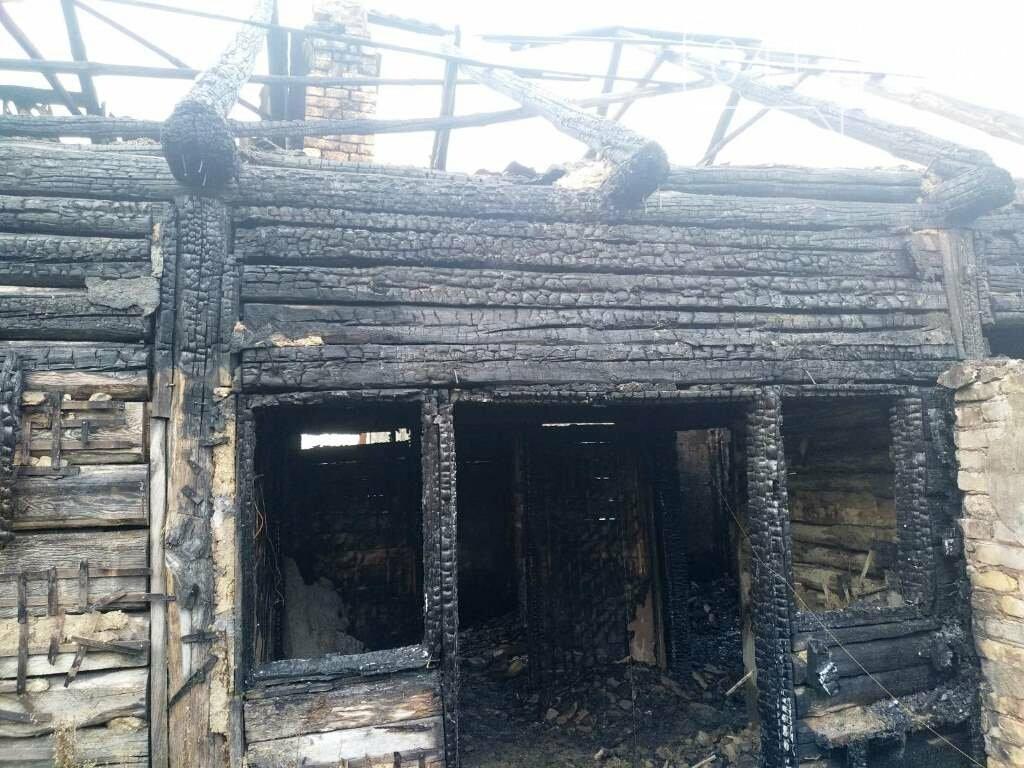 На Житомирщині чоловік у пожежі отримав 70% опіків тіла, фото-2