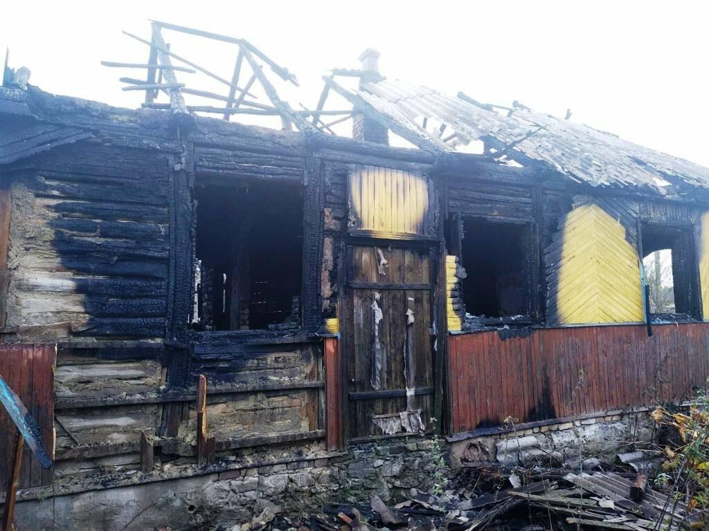 На Житомирщині чоловік у пожежі отримав 70% опіків тіла, фото-1