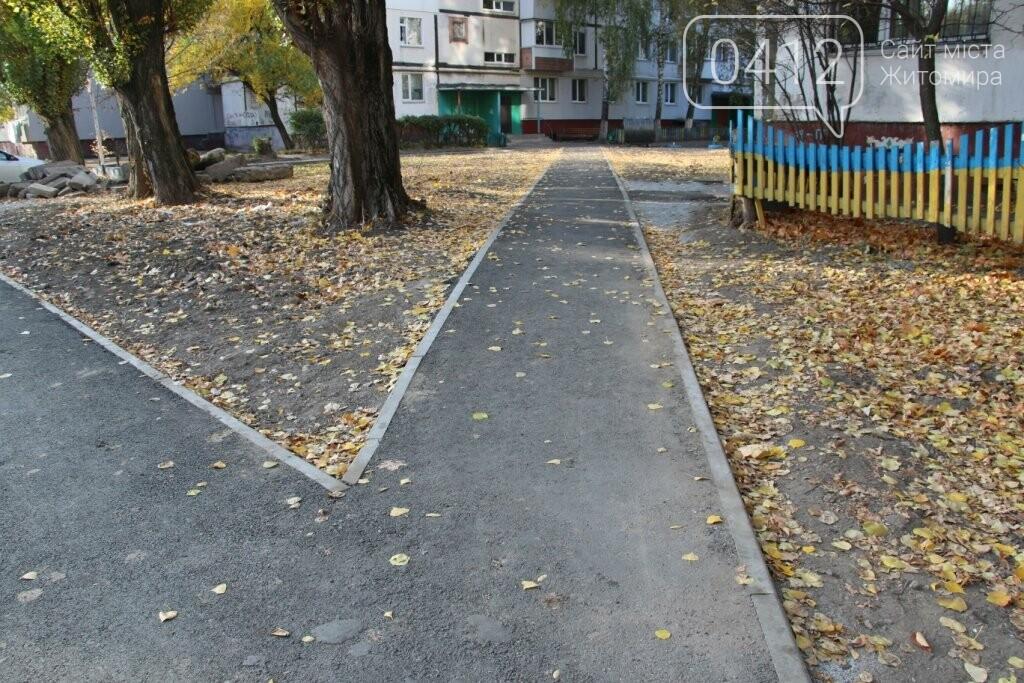 У Житомирі завершується реалізація ще трьох проектів Бюджету участі, фото-1