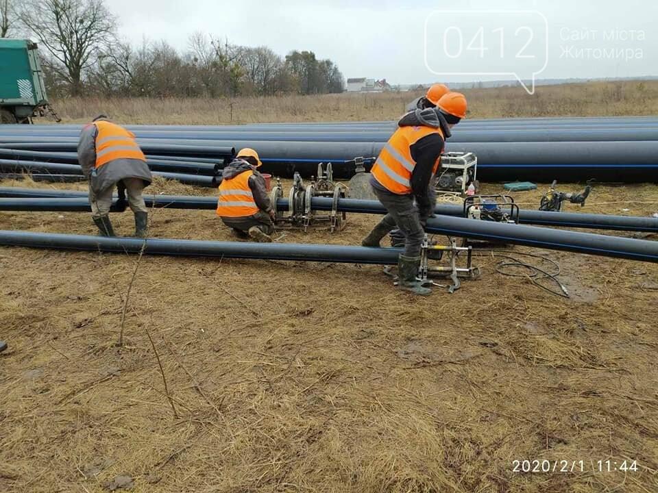 """""""Дефіцит тиску води напряму пов'язаний з модернізацією магістральних трубопроводів"""", - директор """"Житомирводоканалу"""", фото-5"""