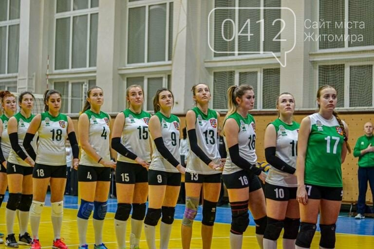 У Житомирі комунальні волейбольні клуби перемогли у чергових етапах змагань, фото-1