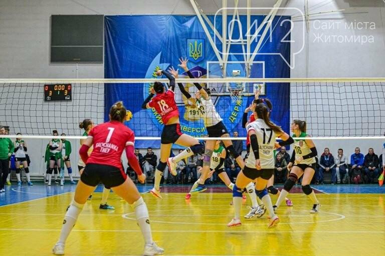 У Житомирі комунальні волейбольні клуби перемогли у чергових етапах змагань, фото-2