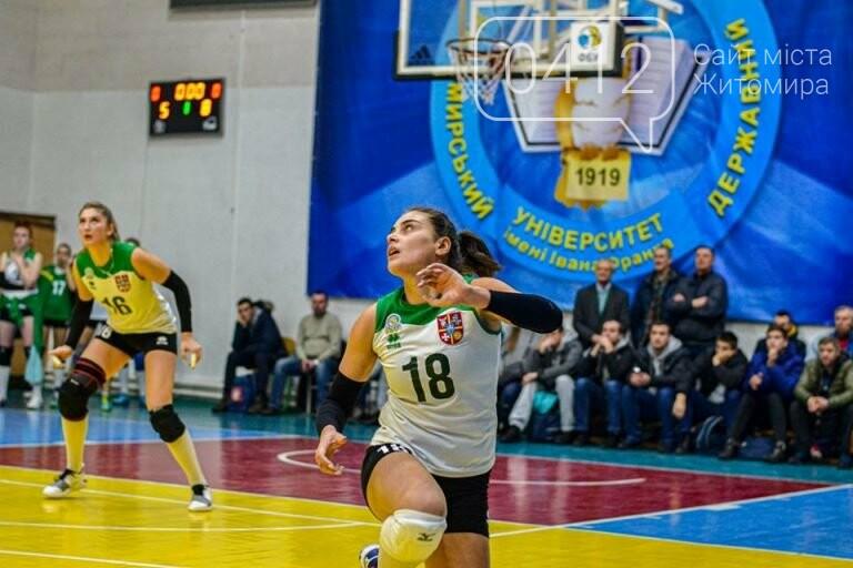 У Житомирі комунальні волейбольні клуби перемогли у чергових етапах змагань, фото-3