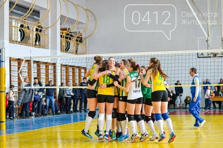 У Житомирі комунальні волейбольні клуби перемогли у чергових етапах змагань, фото-4