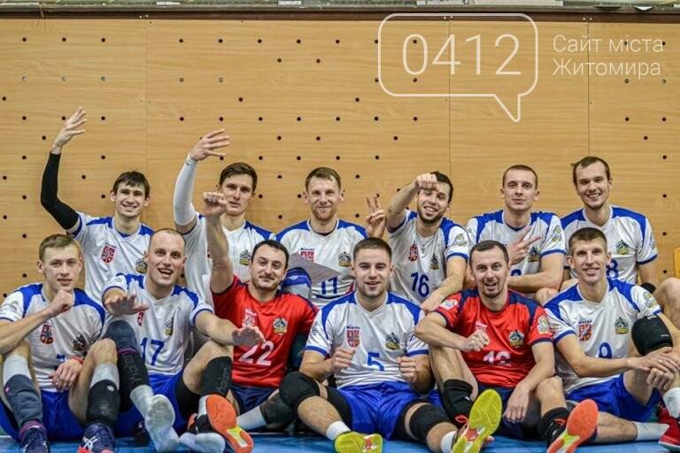 У Житомирі комунальні волейбольні клуби перемогли у чергових етапах змагань, фото-6