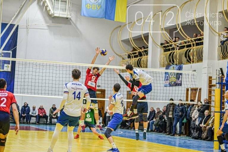 У Житомирі комунальні волейбольні клуби перемогли у чергових етапах змагань, фото-8
