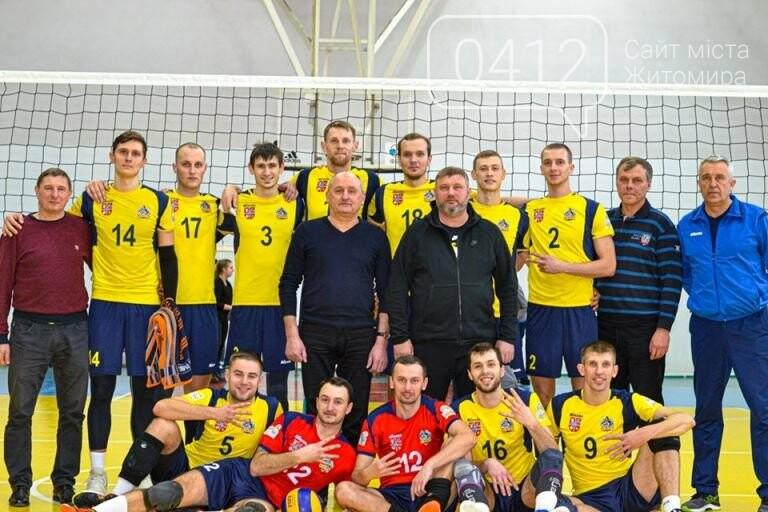 У Житомирі комунальні волейбольні клуби перемогли у чергових етапах змагань, фото-10