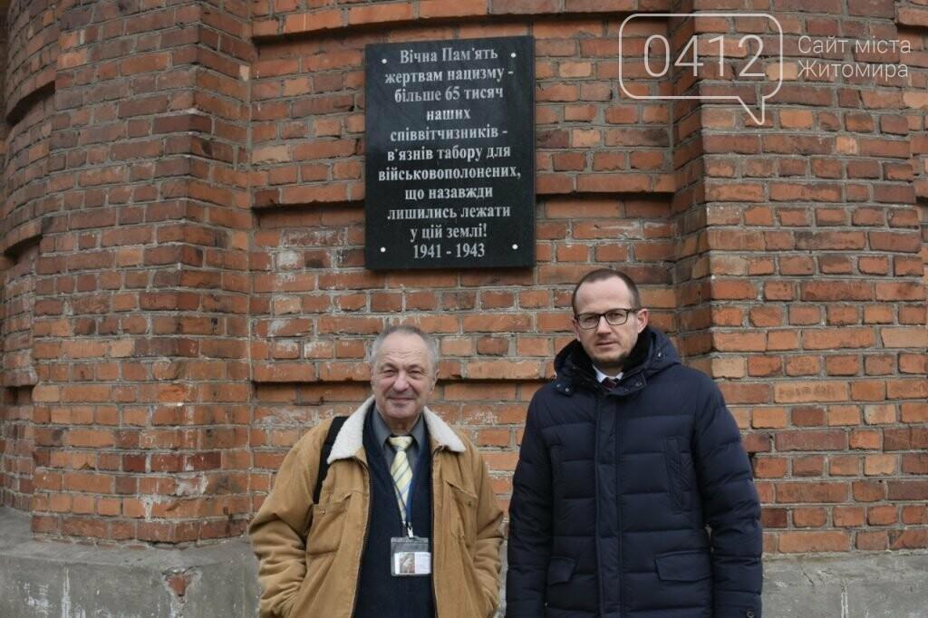 У Житомирі розглядають можливість створення меморіального комплексу на місці колишнього концтабору, фото-5