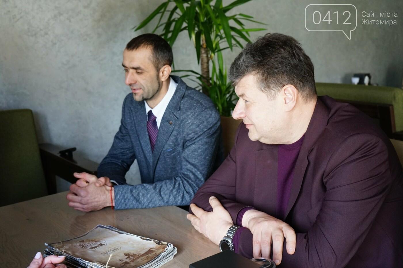 Рідних Героїв Небесної Сотні Житомирщини відвідав Віталій Бунечко, фото-3
