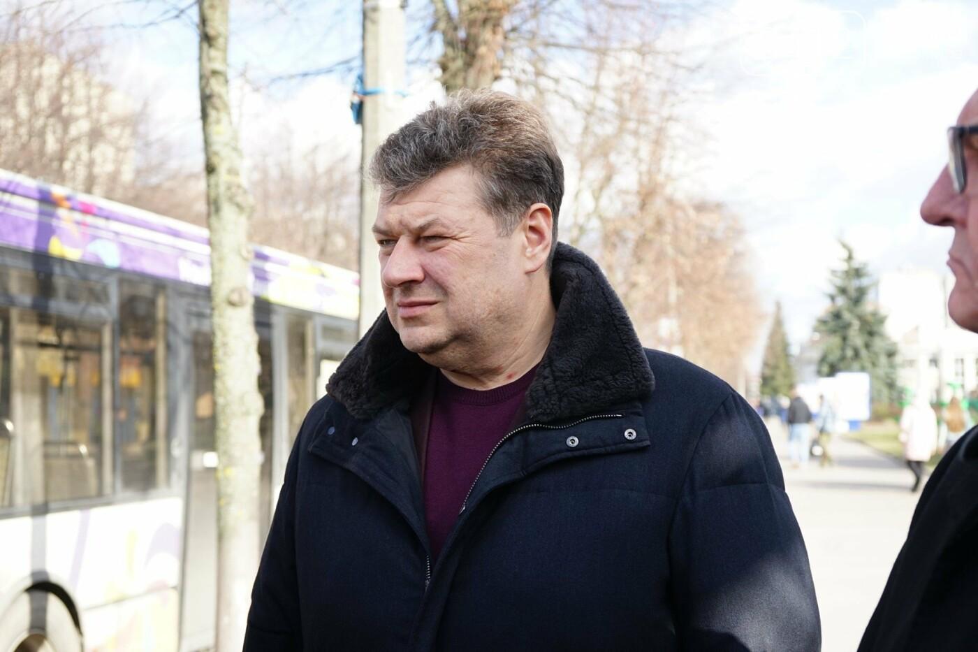 Рідних Героїв Небесної Сотні Житомирщини відвідав Віталій Бунечко, фото-4