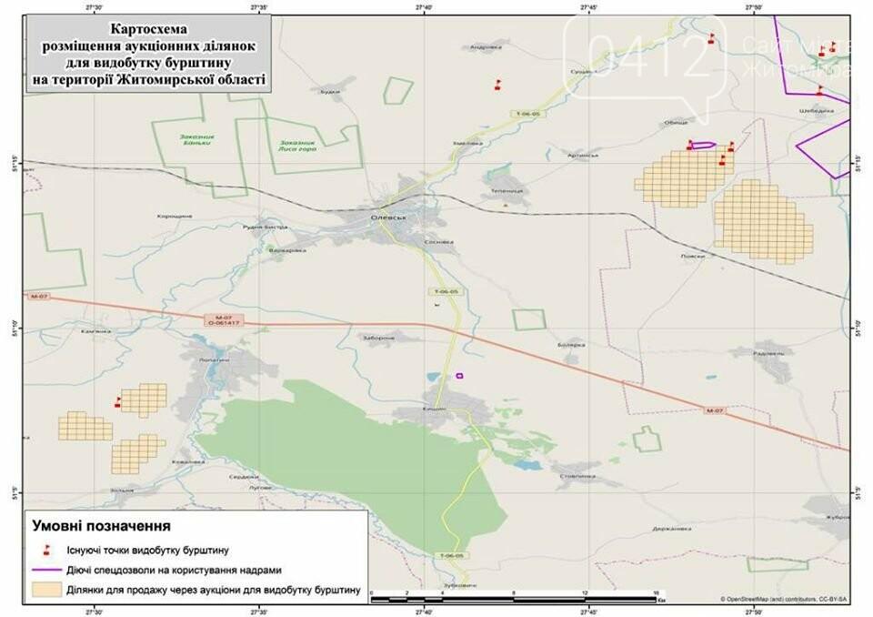 Житомирська ОДА та Держгеонадри напрацьовують механізм підготовки бурштинових ділянок , фото-2