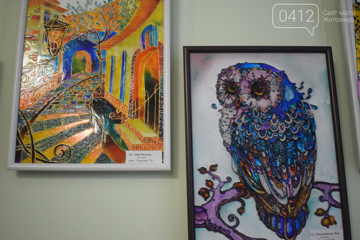 У Житомирі відкрилася виставка вихованців школи мистецтв. ФОТО, фото-6