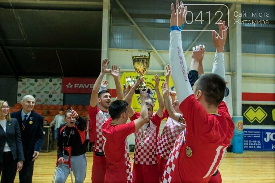 У Житомирі нагородили переможців чемпіонату міста з футзалу. ФОТО, фото-4