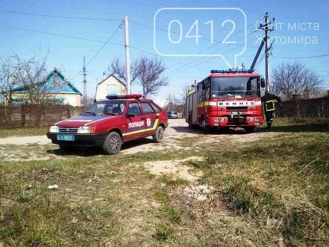 На Житомирщині рятувальники дістали з річки загиблого чоловіка, фото-2