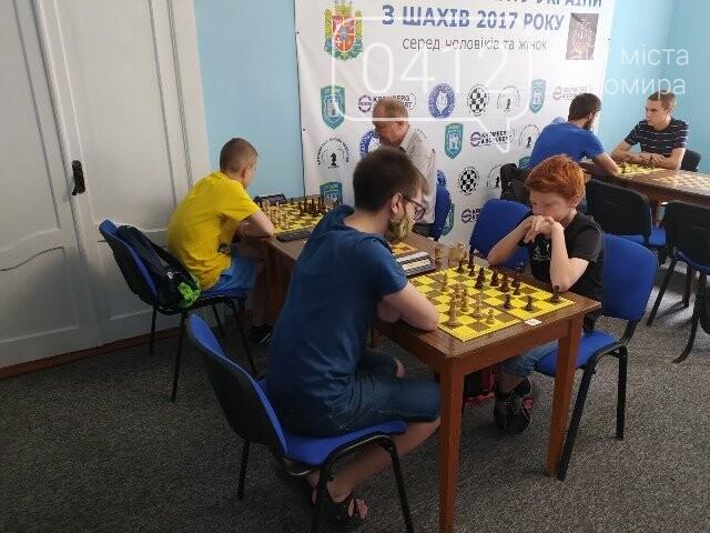 У Житомирі відбулися 2 турніри «Шахи для всіх», фото-1