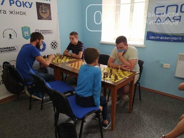 У Житомирі відбулися 2 турніри «Шахи для всіх», фото-3