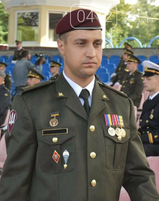 170 випускників Житомирського військового інституту отримали звання лейтенантів, фото-13