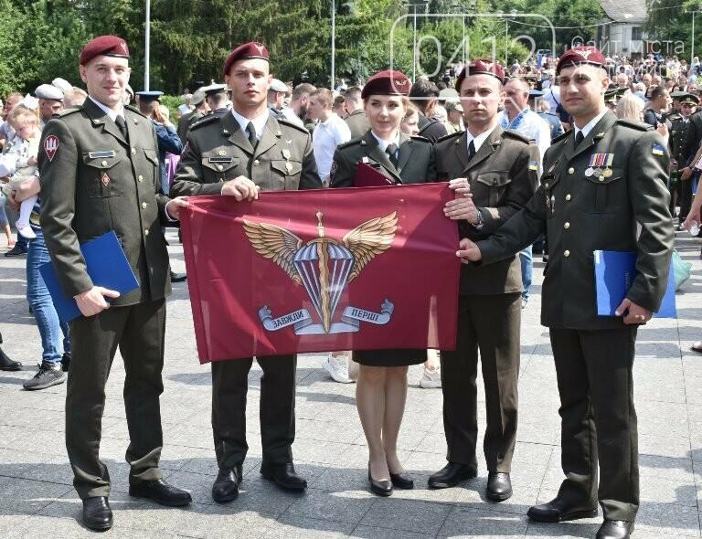 170 випускників Житомирського військового інституту отримали звання лейтенантів, фото-1