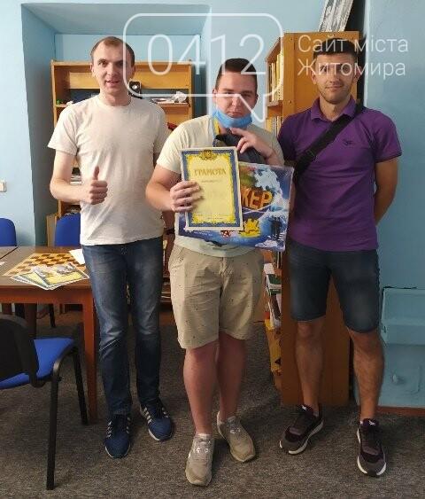 У Житомирі відбулися 2 турніри «Шахи для всіх», фото-8