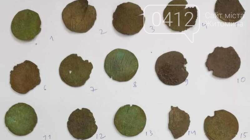 У Житомирі презентували унікальний скарб — тисячолітні монети часів Київської Русі, фото-1