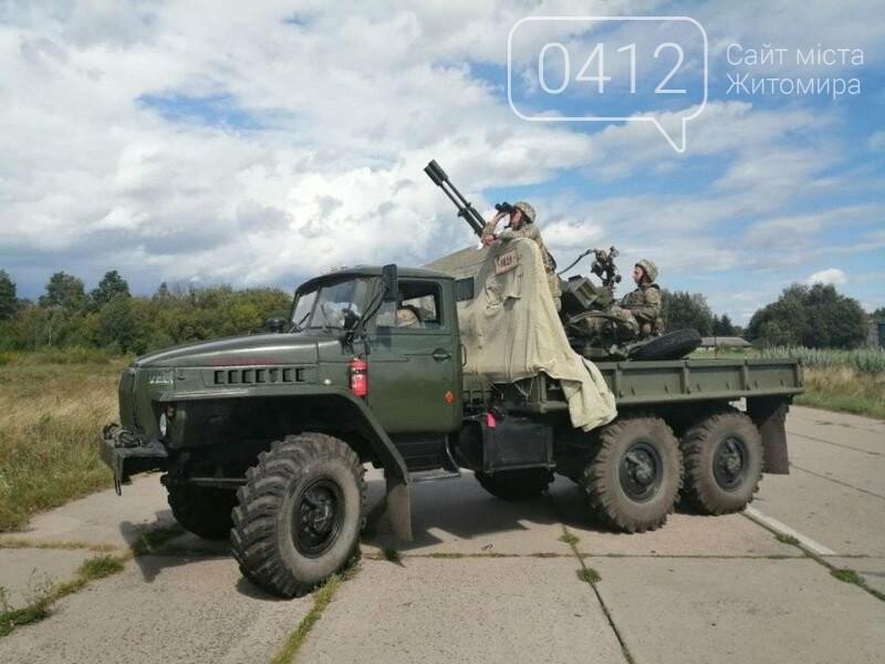 У бригаді «Цент», що на Житомирщині, провели льотно-тактичне навчання з авіаційною ескадрильєю, фото-3