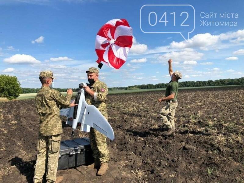 У бригаді «Цент», що на Житомирщині, провели льотно-тактичне навчання з авіаційною ескадрильєю, фото-5