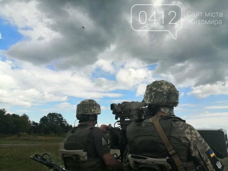 У бригаді «Цент», що на Житомирщині, провели льотно-тактичне навчання з авіаційною ескадрильєю, фото-6