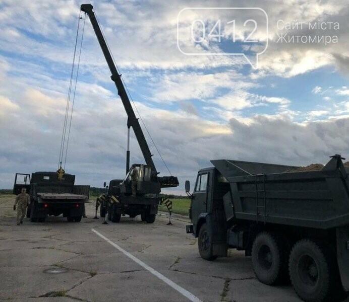 У бригаді «Цент», що на Житомирщині, провели льотно-тактичне навчання з авіаційною ескадрильєю, фото-7
