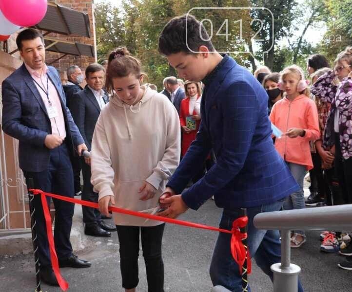 У житомирській ЗОШ №10 відкрили нову спортивну залу, фото-2