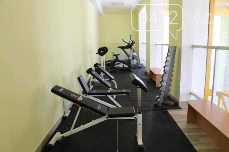У житомирській ЗОШ №10 відкрили нову спортивну залу, фото-5