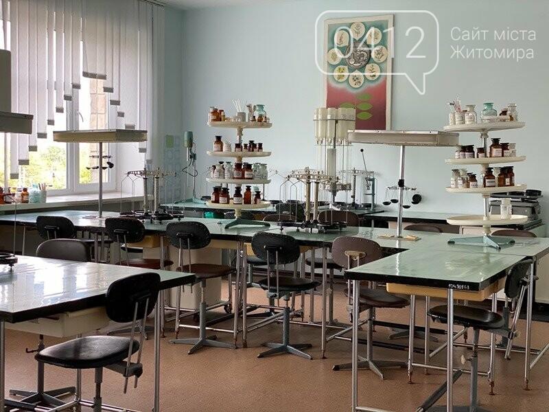 У Житомирському коледжі відзначили День фармацевтичного працівника України. ФОТО, фото-1