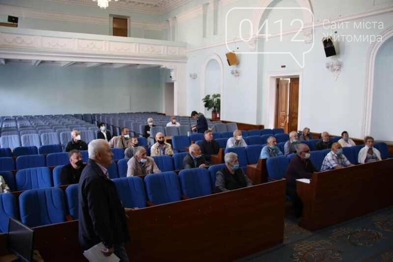 Вже наступного місяця у Житомирі планують відкрити ЦНАП, який давно відремонтували, фото-1