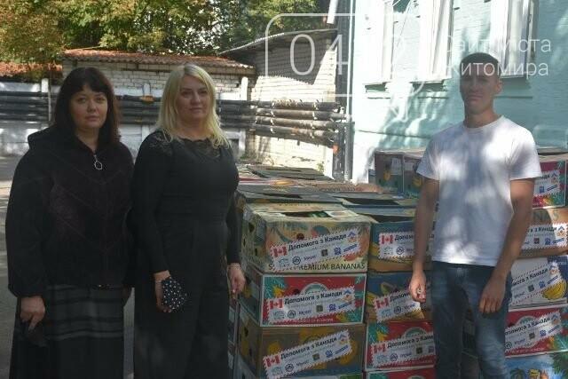 Житомирщина отримала чергову партію гуманітарної допомоги, фото-2