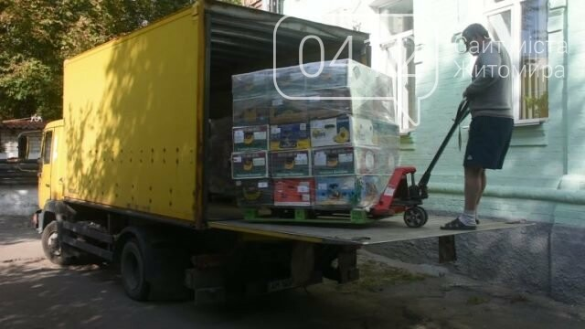 Житомирщина отримала чергову партію гуманітарної допомоги, фото-3