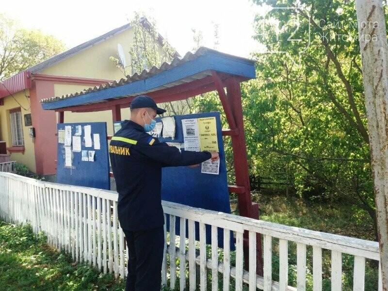 Рятувальники Житомирщини закликають громадян бути обережними у повсякденному житті, фото-4