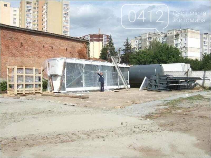 Сергій Сухомлин: Будівництво твердопаливної ТЕЦ у Житомирі йде за графіком, фото-1