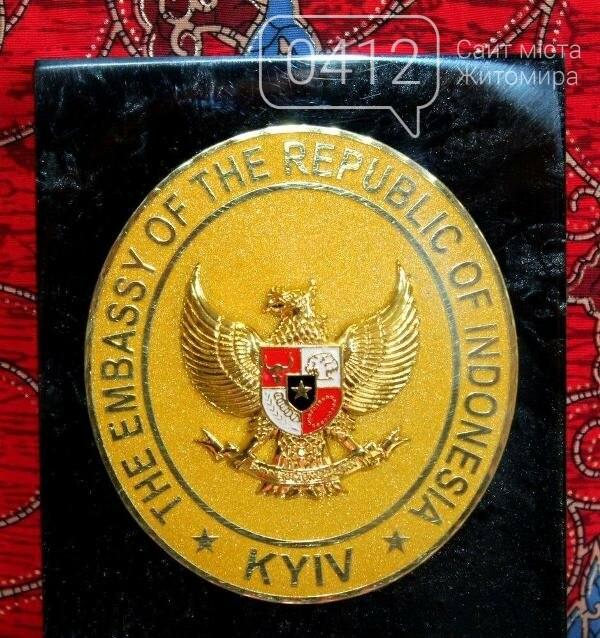 Житомирський музей космонавтики відвідав Надзвичайний і Повноважний Посол Республіки Індонезії в Україні, фото-10