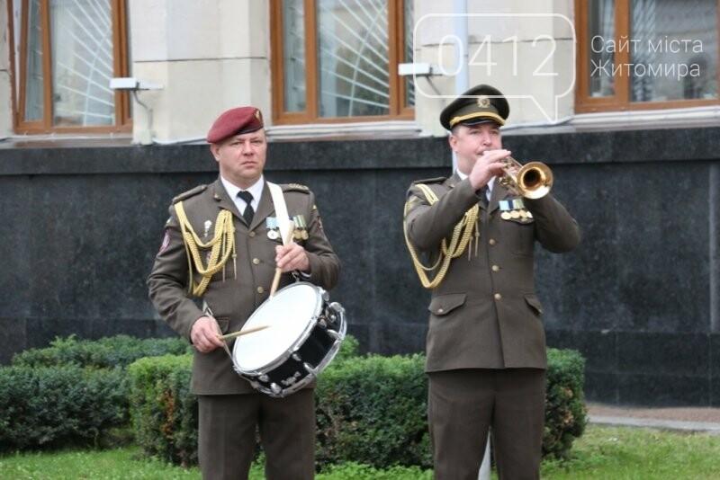 У Житомирі вшанували пам'ять загиблих захисників України, фото-1