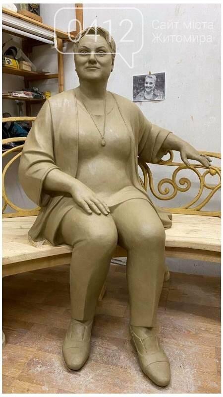 «Пропозиція сісти і зробити фото з фігурою Марини Поплавської має вигляд наруги і посміховиська», фото-1
