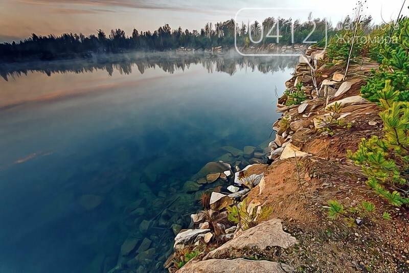 Краса світанків в Ємільчинському районі, фото-7