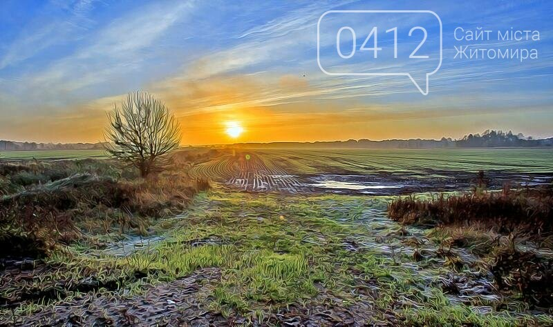 Краса світанків в Ємільчинському районі, фото-8