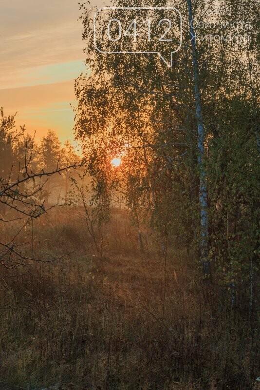 Краса світанків в Ємільчинському районі, фото-1