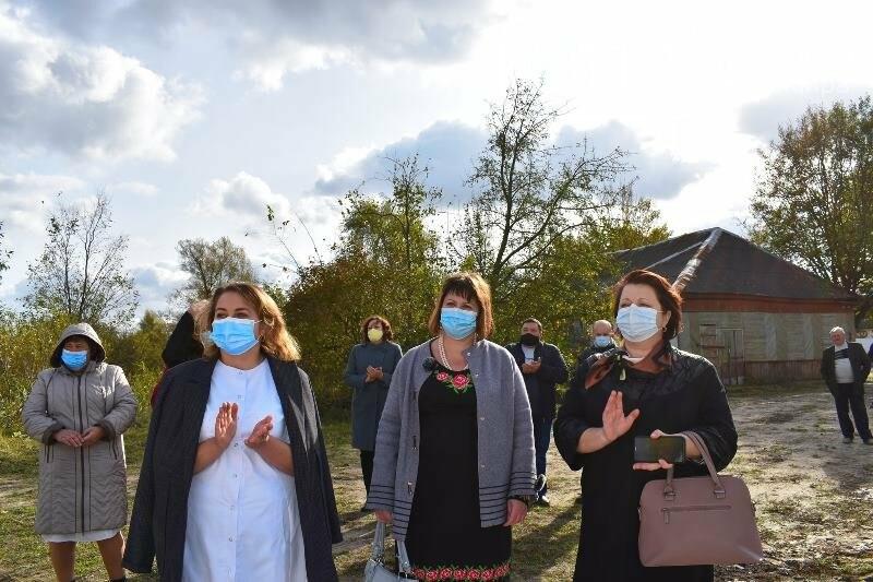 Визначний день для Ємільчинської ОТГ: в селі Підлуби відкрили сільську амбулаторію, фото-2