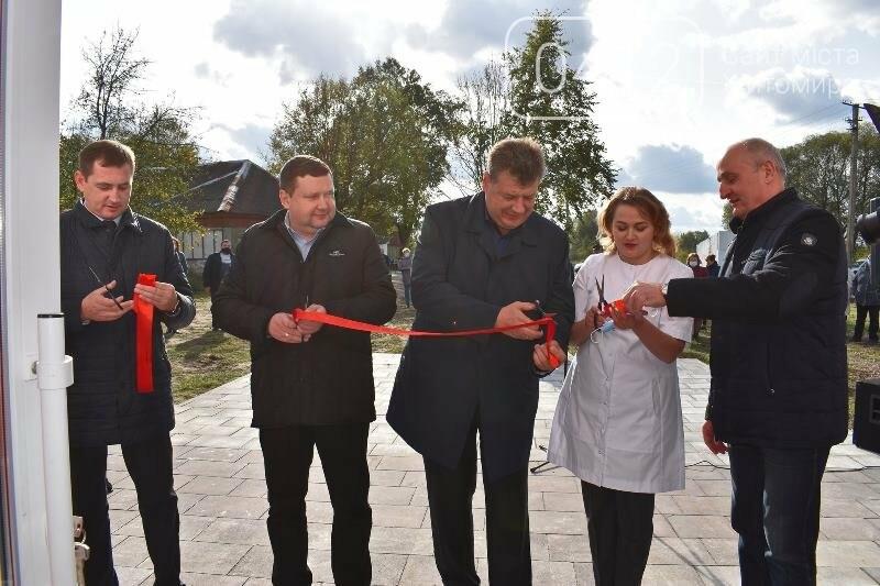 Визначний день для Ємільчинської ОТГ: в селі Підлуби відкрили сільську амбулаторію, фото-6