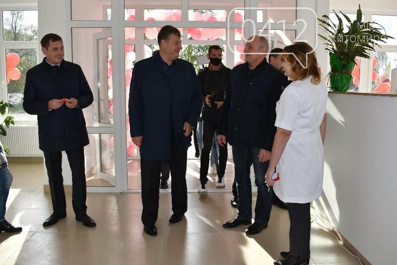 Визначний день для Ємільчинської ОТГ: в селі Підлуби відкрили сільську амбулаторію, фото-7