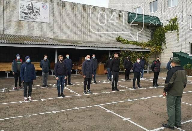 Прикордонники-строковики відправилися на навчання  з Житомирщини на Черкащину, фото-1