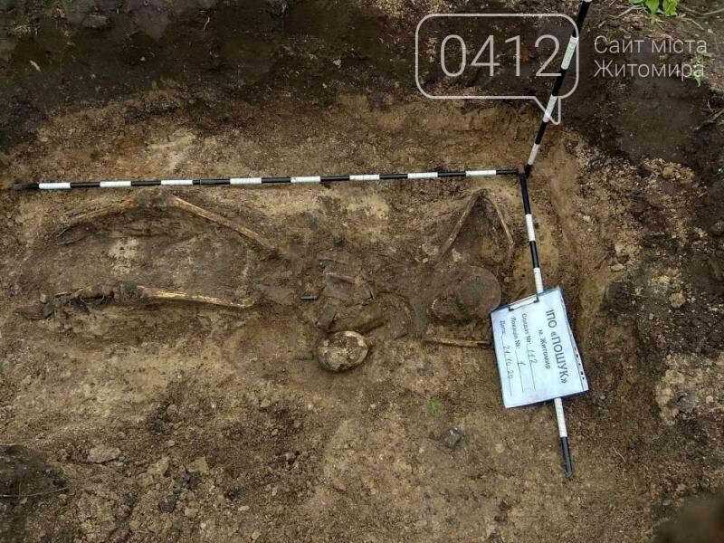 Загинули в оборонних боях у 1941-му: На Житомирщині знайшли двох солдат РСЧА, фото-1
